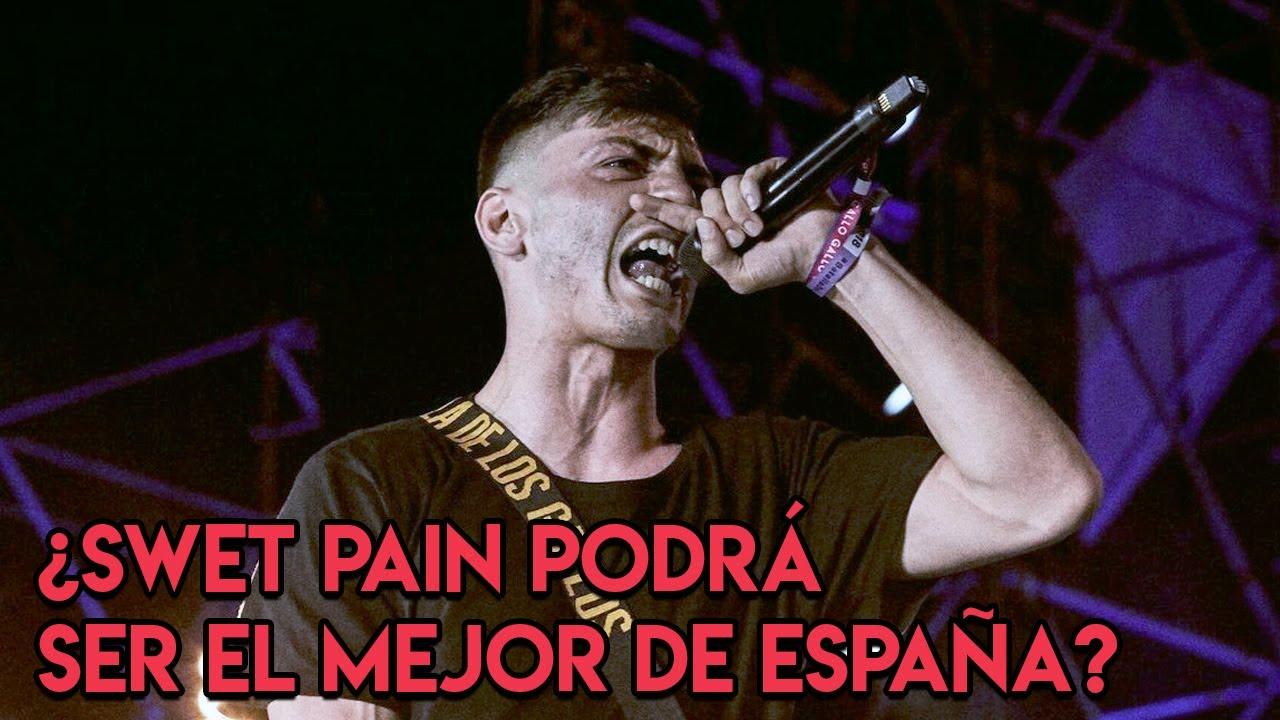 ¿SWEET PAIN PODRÍA SER EL MEJOR DE ESPAÑA?   LOS 4 DE SWEET PAIN