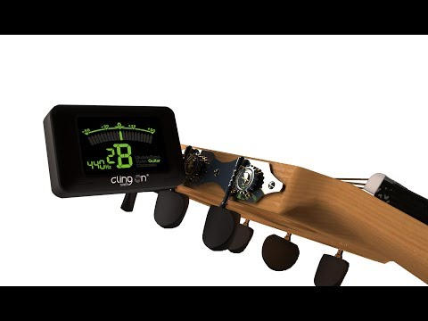Cling On Tuner® Magnetic Series Official DEMO