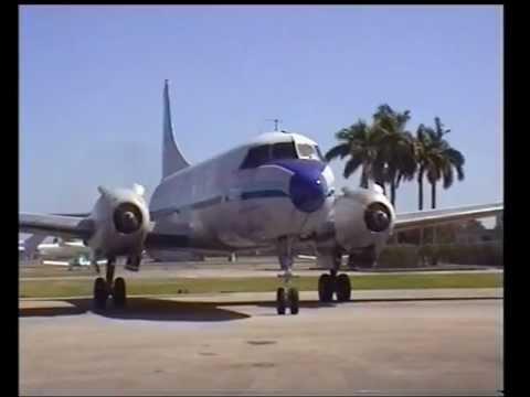 Miami Air Lease Convair 440 N41527