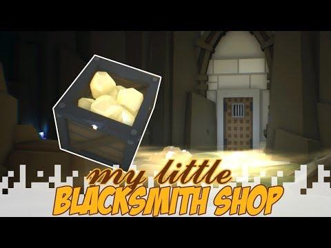 Mining Tin! - MY LITTLE BLACKSMITH SHOP...