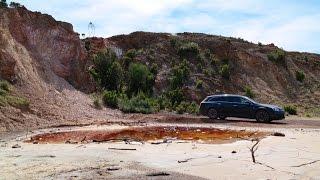 Opel Insignia Country \ Sports tourer - движение с комментариями (4K, uhd)