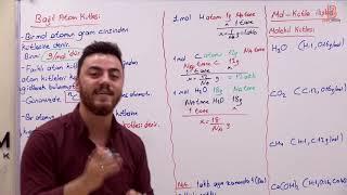 44)Görkem ŞAHİN - Mol Kütle İlişkisi (TYT-Kimya) 2020