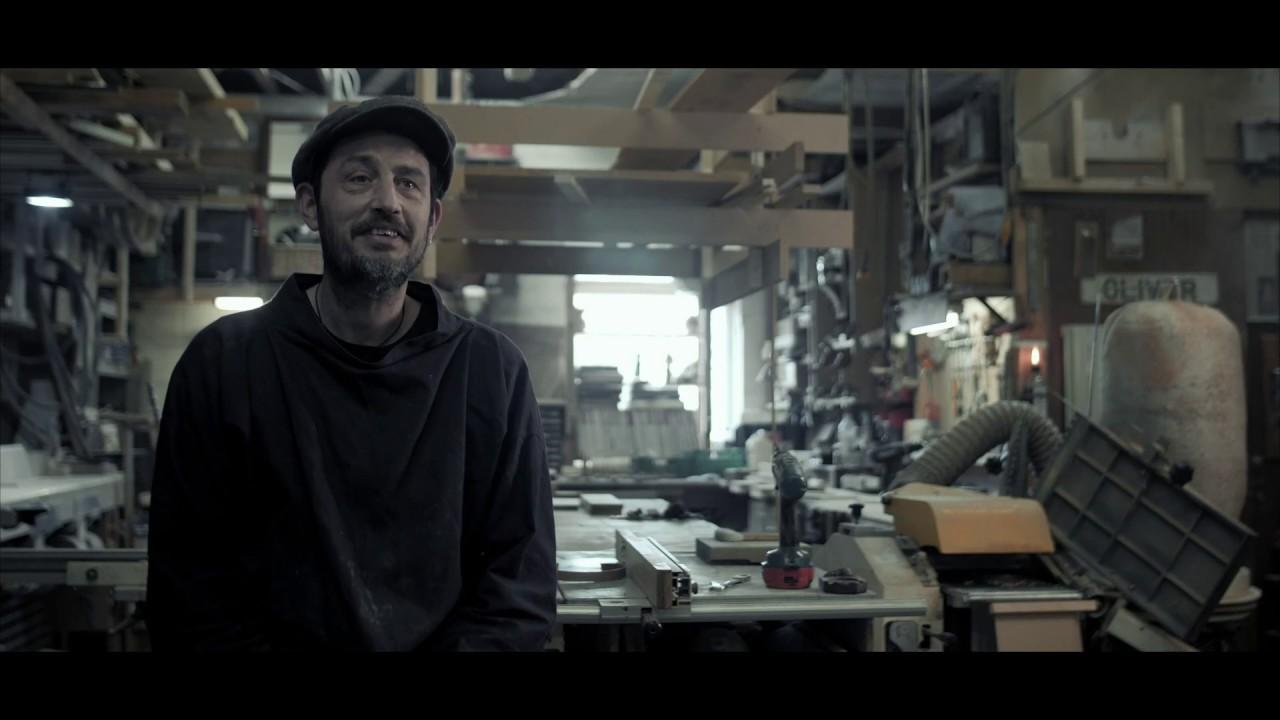 Isle Create Project: Ollie Bennett - Carpenter