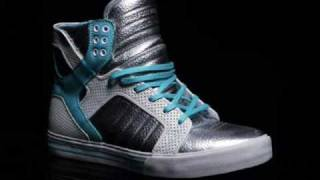 Supra Footwear [ Music by Lil Wayne, Ron Browz, Fat Joe - Winding On Me and Mims - Move ]