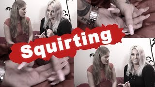 SQUIRTING female ejaculation