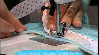 Aprenda a fazer Trocador de bebê 2