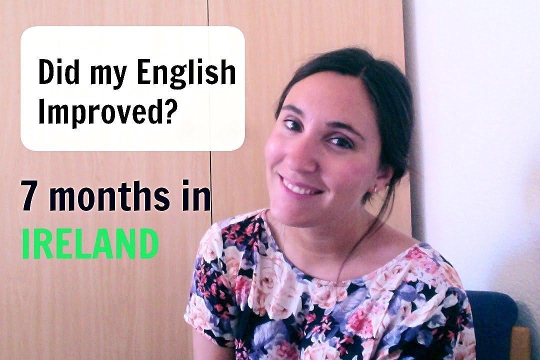 i have improved my english