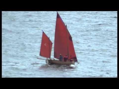 BEER REGATTA yacht & lugger race 2013 1/2 by adr films