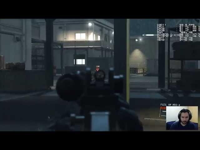 Metal Gear Solid V - Ground Zeroes #2 [pt-br][pc][sli Gtx 970][fps] Full Hd 1080p 60fps
