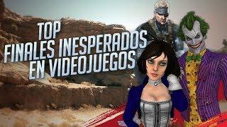 Top Finales Inesperados en Videojuegos