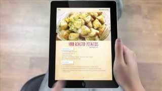 Food+Chef Magazine Trailer Video