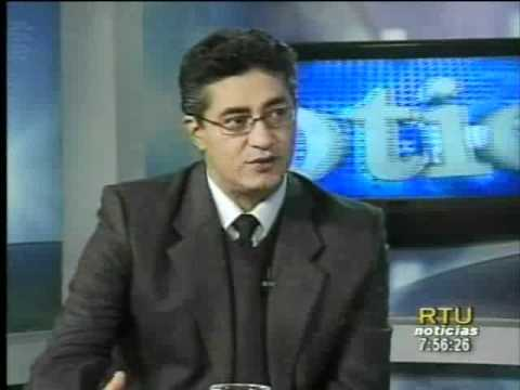 Entrevista a Juan Figueroa Ruiz Director Quito UTPL