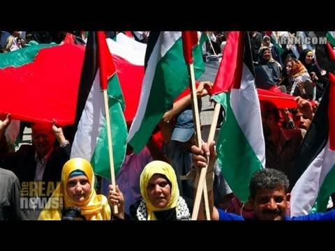 RISE OF PALESTINIAN CIVIL RIGHTS MOVEMENT