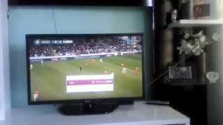 Configurando imagem na Tv Led LG 32ln536b