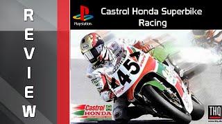 Decouverte : Castrol Honda superbike Racing