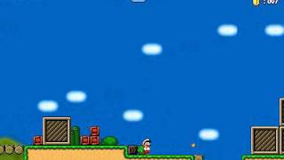Super Mario World Flash 2 pt 1