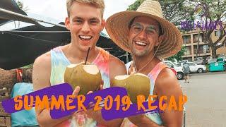 SUMMER 2019 | Will & James Vlog