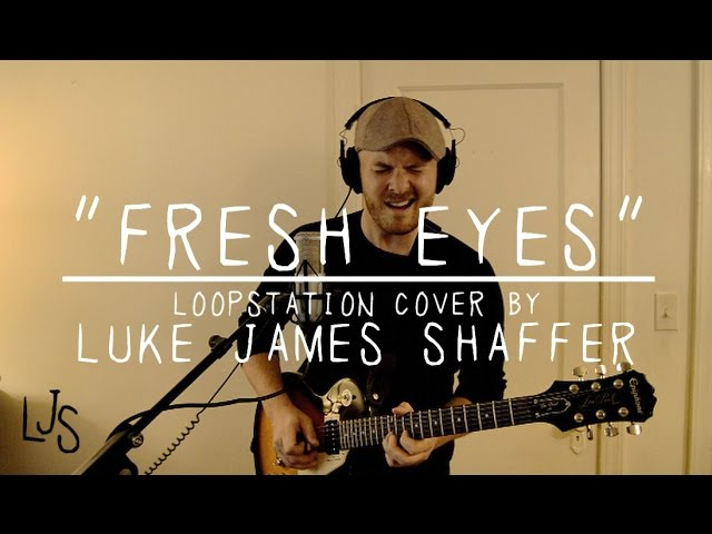 ANDY GRAMMER - 'Fresh Eyes'
