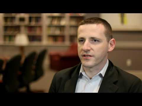 Executive MBA Testimonial - Robbie MacCue