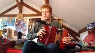 Galway girl ( ed sheeran) / minute 5 ( beoga) accordéon