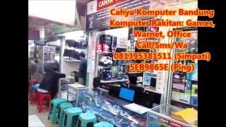 [Bandung] Call/Sms/Wa: 081395381511, Komputer Rakitan Bandung