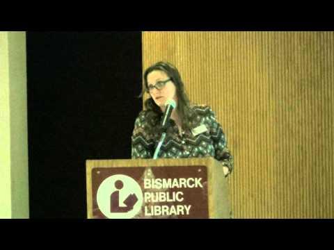 North Dakota Women's Network Executive Director Renee Stromme. Women in Politics in North Dakota