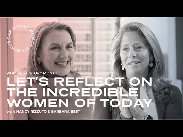Reflecting On the Incredible Women of Today
