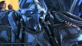 StarCraft 2 Sunday - Protoss Campaign Part 2 (Nov 22 2015)