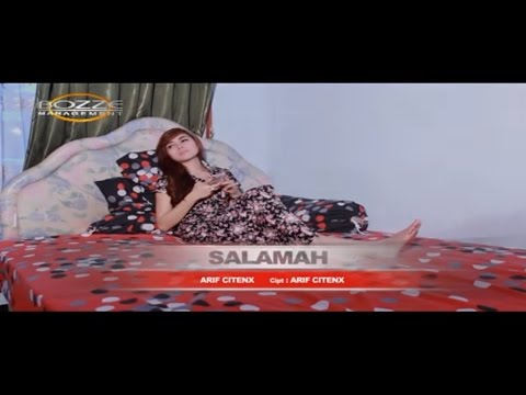 SALAMAH - ARIF CITENX [ OFFICIAL KARAOKE MUSIC VIDEO ]