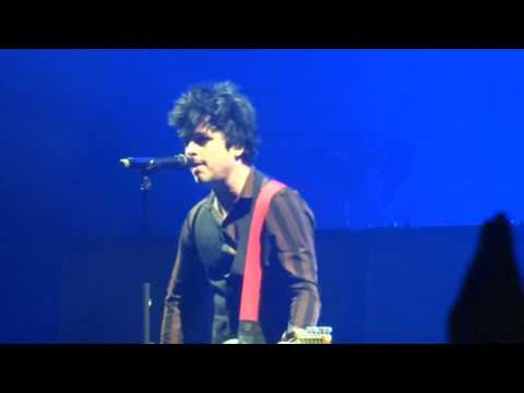 Green Day - Live in Torino, Italy (January 10, 2017)