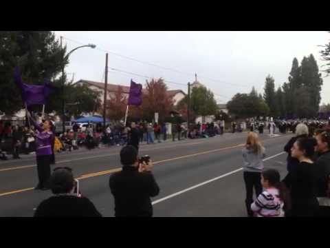 Tokay High School Marching Band 2014