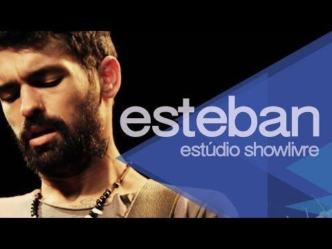 """""""Canal 12"""" - Esteban no Estúdio Showlivre 2014"""