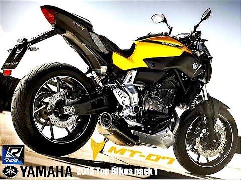 Yamaha mt07 2015 ride dlc pack 1 youtube for Yamaha expansion pack