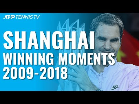 Every Single Championship Point: Rolex Shanghai Masters
