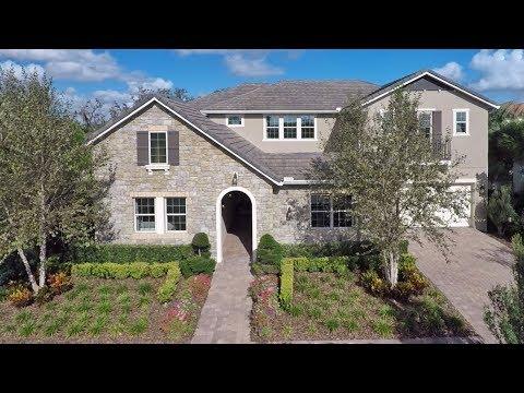 Mansfield Model w/ Basement!   Winter Garden FL   Lennar new homes at Waterside