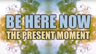 Guided Mindfulness Meditation on the Present Moment [HD]