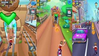 Subway Princess runner game new update screenshot 5