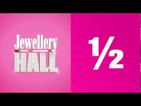 Jewellery Hall - Half Price Or Better For Life