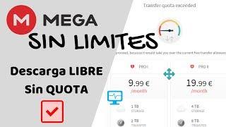 2019 Descarga de MEGA ILIMITADAMENTE para SIEMPRE Sin Programas [GRATIS]