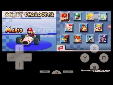 Mario kart ds tout les personnages complet youtube - Personnage mario kart 7 ...