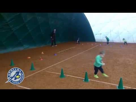Apollo Tennis Academy - Red level training