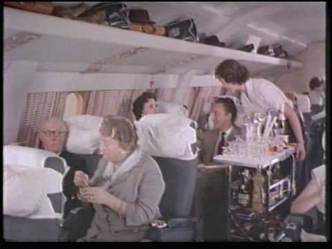BOAC Presents: Tomorrow Is Theirs - 1950s promo Film (Part 3 of 3)