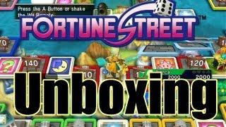 Unboxing Mario Fortune Street (Straßen des Glücks) | Nintendo Wii | (German)