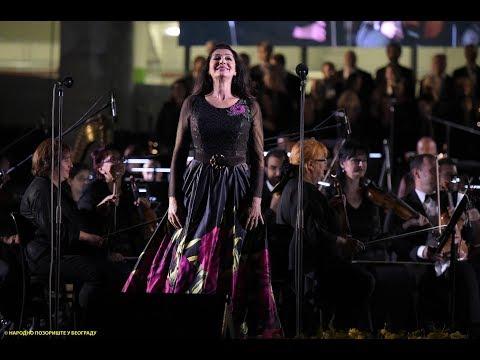 JADRANKA JOVANOVIC - HABANERA - Opera On The Water