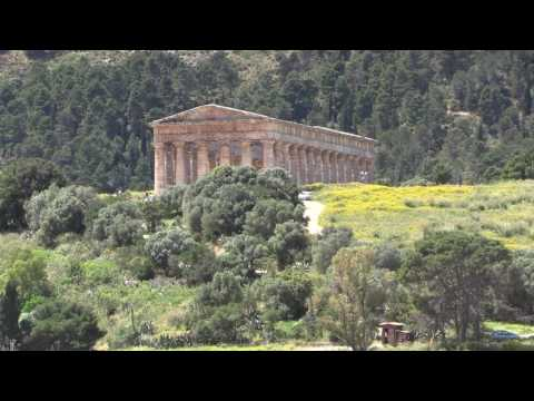 The Temple at Segesta, Sicily