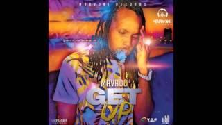 Mavado - Get Up [Raw] November 2016