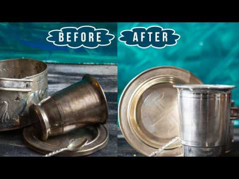 How To Clean Shine Silver At Home Easy Way Kitchenware
