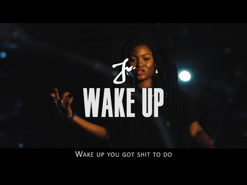 WAKE UP – (If You FEEL DEPRESSED, Watch This) Eva Alordiah