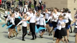 9 мая   Флешмоб по Русски День 2, Иркутск ТРК Модный Квартал, НОД 09 05 2015