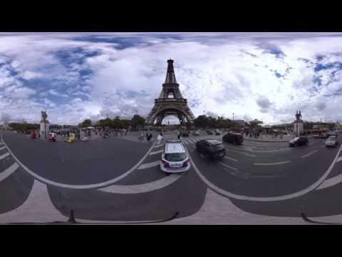 Paris demo 360